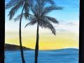 Island_sunset